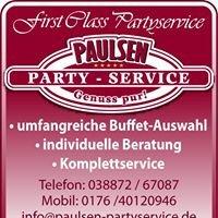 Paulsen-Partyservice & Freiluft Cafe Schöne Utsicht