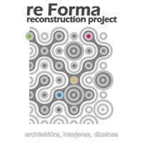 Architektūros ir Dizaino Studija ReForma