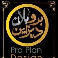 Pro Plan Design