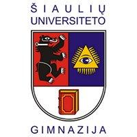 Šiaulių universiteto gimnazija (ŠUG)