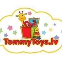 Bērnu veikals Tommy Toys Vairumtirdzniecība Детский магазин