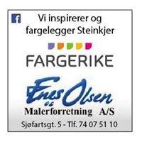 Fargerike  Enes og Olsen,Steinkjer
