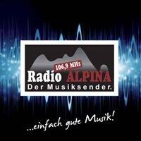 Radio Alpina 106,9 - der Musiksender.