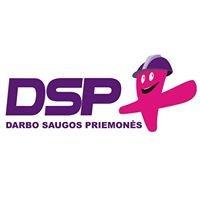 DSP Plius - Darbo saugos priemonės