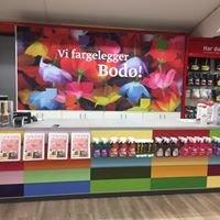Fargerike Malerstua Bodø
