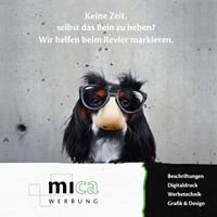 mica-werbung
