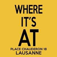 Chauderon 18 - Where it's AT