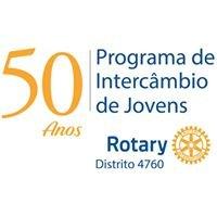 Programa de Intercâmbio de Jovens - Rotary Distrito 4760