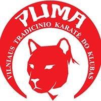 """Vilniaus Tradicinio Karate Do Klubas """"Puma"""""""