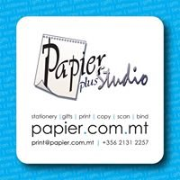 Papier Plus Studio