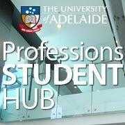 Professions Student Hub