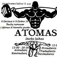 """Sporto klubas """"Atomas"""""""