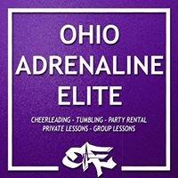 Ohio Adrenaline Elite Competitive Cheerleading