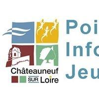 Point Information Jeunesse Municipal Châteauneuf-sur-Loire