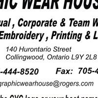 Graphic Wear House Collingwood