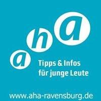 aha-Tipps & Infos für junge Leute, Ravensburg