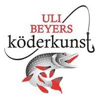 Uli Beyers Köderkunst