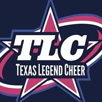 Texas Legend Cheer Squad