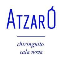 Atzaró Chiringuito - cala nova