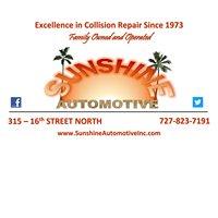 Sunshine Automotive Inc