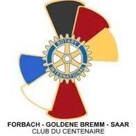 Rotary Club Forbach Goldene Bremm Saar