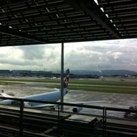 Zurich Airport Panorama Lounge