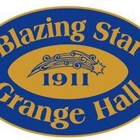 Blazing Star Grange #71