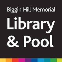 Biggin Hill Memorial Library and Pool