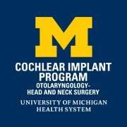 University of Michigan Cochlear Implant Program