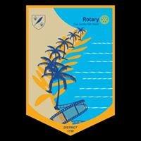 Rotary Cannes Palm Beach