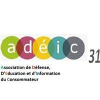 ADEIC 31 : Association de Défense, Education et Information du Consommateur