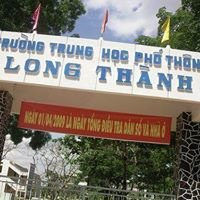 THPT LONG THANH - LONG THANH HIGH SCHOOL