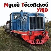 Тесовская УЖД / Tesovo narrow gauge railway museum