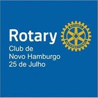 Rotary Club de Novo Hamburgo 25 de Julho