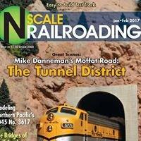 N Scale Railroading magazine