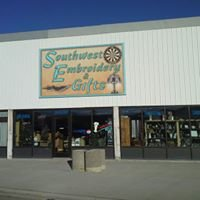 Southwest Embroidery and Scrapbooking