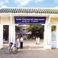 Trường Trung học Phổ thông Chuyên Bến Tre