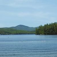 Newfound Lake In Nh
