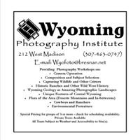 Wyoming Photography Institute