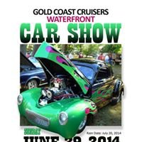 Gold Coast Cruisers Waterfront Car Show