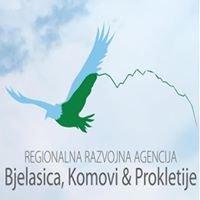 Regionalna razvojna agencija/RDA Bjelasica, Komovi, Prokletije