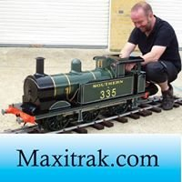 Maxitrak garden railway
