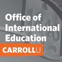Carroll University Office of International Education