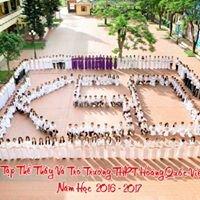 Trường THPT Hoàng Quốc Việt - Quảng Ninh