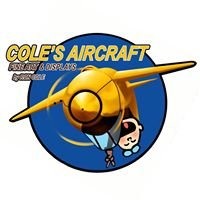Ron Cole & Cole's Aircraft Aviation Art