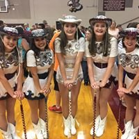Rowlett High School Silver Rhythm Dancers