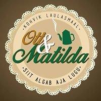 Ott&Matilda-Laulasmaa Kohvik
