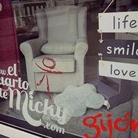 El cuarto de Micky