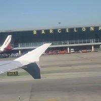 Aeropuerto de El Prat-Barcelona, España