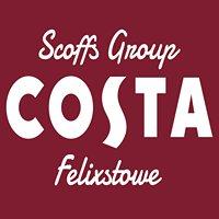 Costa Coffee Felixstowe